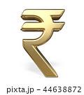 ルピー 通貨記号 シンボルのイラスト 44638872