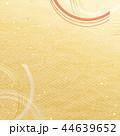 背景 バックグラウンド 和柄のイラスト 44639652