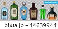 ビン どく 毒のイラスト 44639944