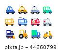 アイコン イコン セットのイラスト 44660799