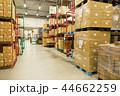 倉庫 物流 流通 人物無し ビジネスイメージ 44662259