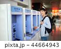 旅行 発券 チケットの写真 44664943