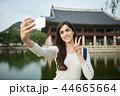 여성, 경복궁, 서울, 고궁, 여행 44665664