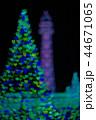 光 ライト クリスマスの写真 44671065