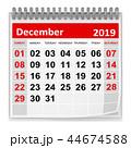 December 2019 44674588