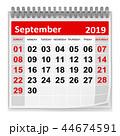 September 2019 44674591
