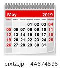 May 2019 44674595