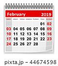 February 2019 44674598