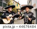 マリアッチ ミュージシャン 男性の写真 44676484