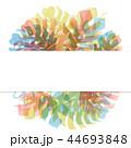 トロピカル 熱帯 エキゾチックのイラスト 44693848