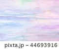 水彩 にじみ テクスチャーのイラスト 44693916
