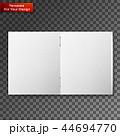 スペース 空白 ブランクのイラスト 44694770