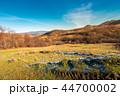 景色 風景 丘の写真 44700002