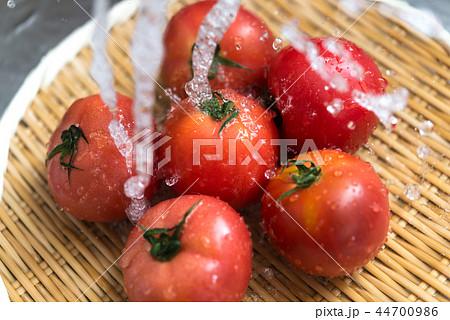 トマト. 44700986