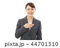 ビジネスウーマン 女性 人物の写真 44701310
