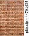 レンガ 煉瓦塀 塀の写真 44701426