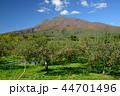 岩木山 りんご 秋 44701496