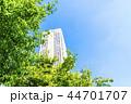 青空 建物 空の写真 44701707