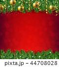 区域 国境 境界線のイラスト 44708028