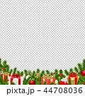 区域 国境 境界線のイラスト 44708036