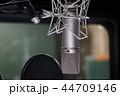 マイク マイクロホン マイクロフォンの写真 44709146