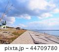 海岸 ビーチ 海の写真 44709780