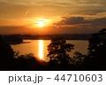 宮城県七ヶ浜町多聞山からの夕景 44710603