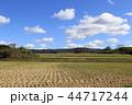 空 雲 青色の写真 44717244