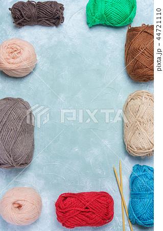 編み物 44721110