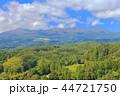 安達太良山 安達太良連峰 紅葉の写真 44721750