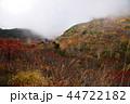 安達太良山 紅葉 秋の写真 44722182