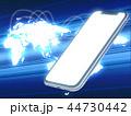 スマートフォン(ネットワーク) 44730442
