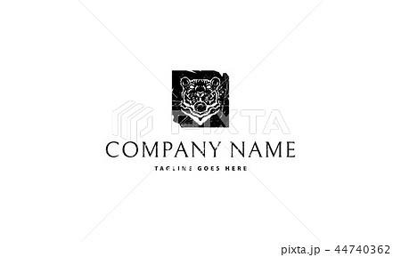 Strong Tiger vector logo image 44740362