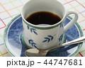 コーヒー 44747681