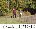 ウォーキング 歩く 歩行の写真 44750438