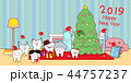tooth family celebrate Christmas 44757237