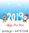 happy new year wih 2019 44757246