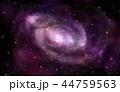 スペース 空間 宇宙のイラスト 44759563