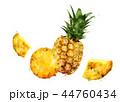 パイナップル パイン パインアップルのイラスト 44760434