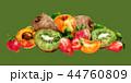 アプリコット アンズ 杏のイラスト 44760809
