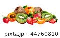 アプリコット アンズ 杏のイラスト 44760810