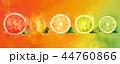 オレンジ オレンジ色 橙のイラスト 44760866