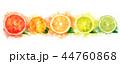 オレンジ オレンジ色 橙のイラスト 44760868