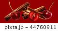 シナモン ニッキ 肉桂のイラスト 44760911