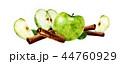 シナモン ニッキ 肉桂のイラスト 44760929