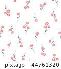 花 花柄 柄のイラスト 44761320