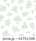 植物 リーフ テクスチャーのイラスト 44761386