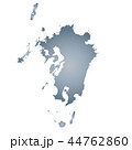 九州地図 44762860