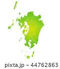九州地図 44762863
