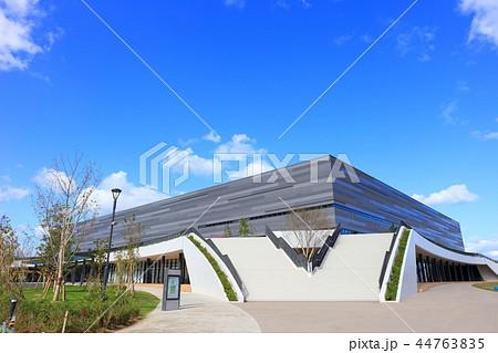 福岡市総合体育館 2018年12月1日オープン 福岡市東区香椎照葉6丁目1番1号 44763835